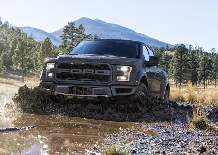 2019 Ford F-150 Raptor Trail Control