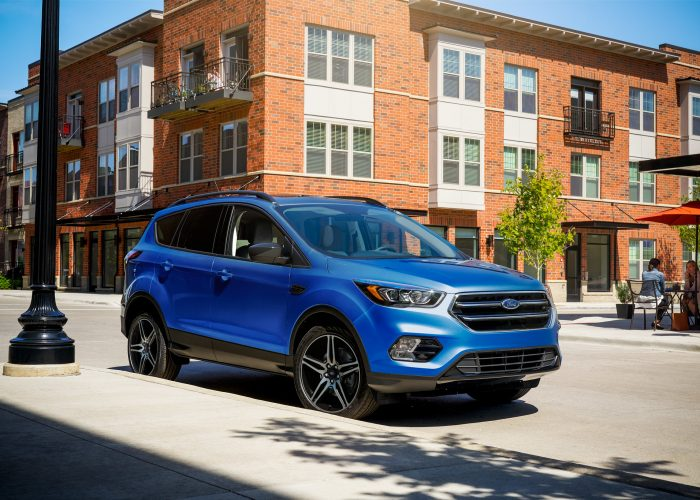 2020 Ford Escape (2019 Ford Escape pictured)