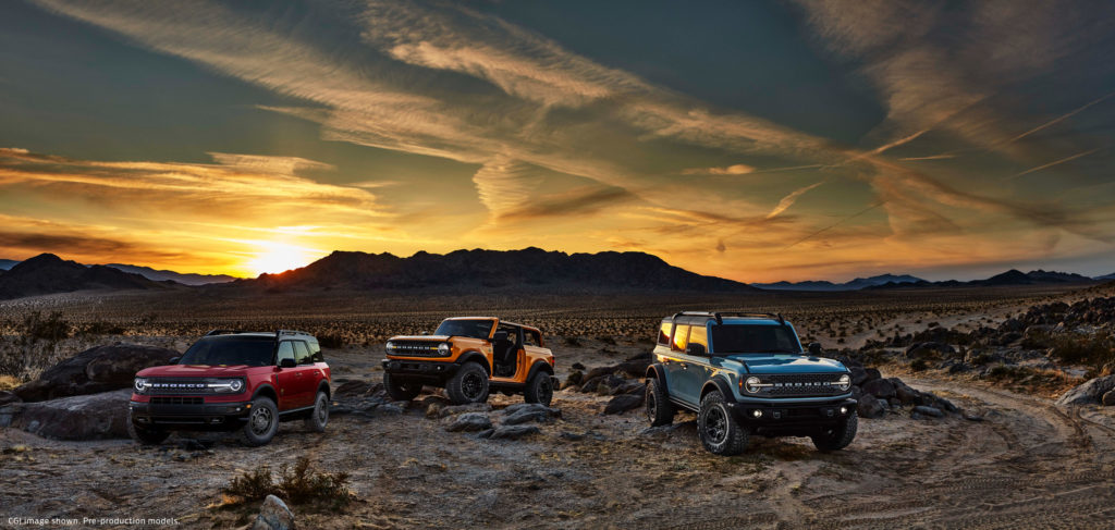 Ford Bronco Gifts