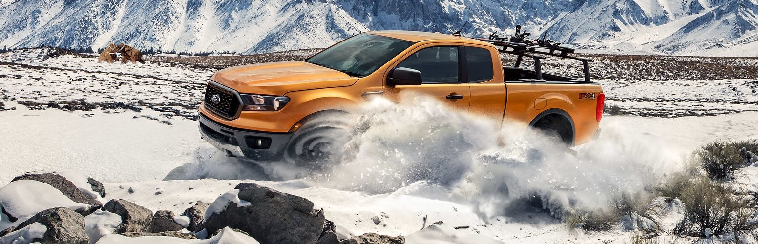 Tremor Off-Road Package for 2021 Ford Ranger | Shults Ford