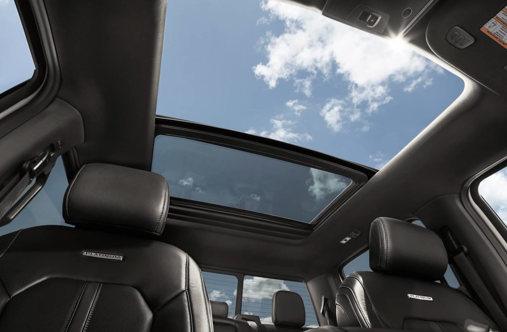 Max Recline Seats Make 2021 F-150 a Home Away from Home   Shults Ford
