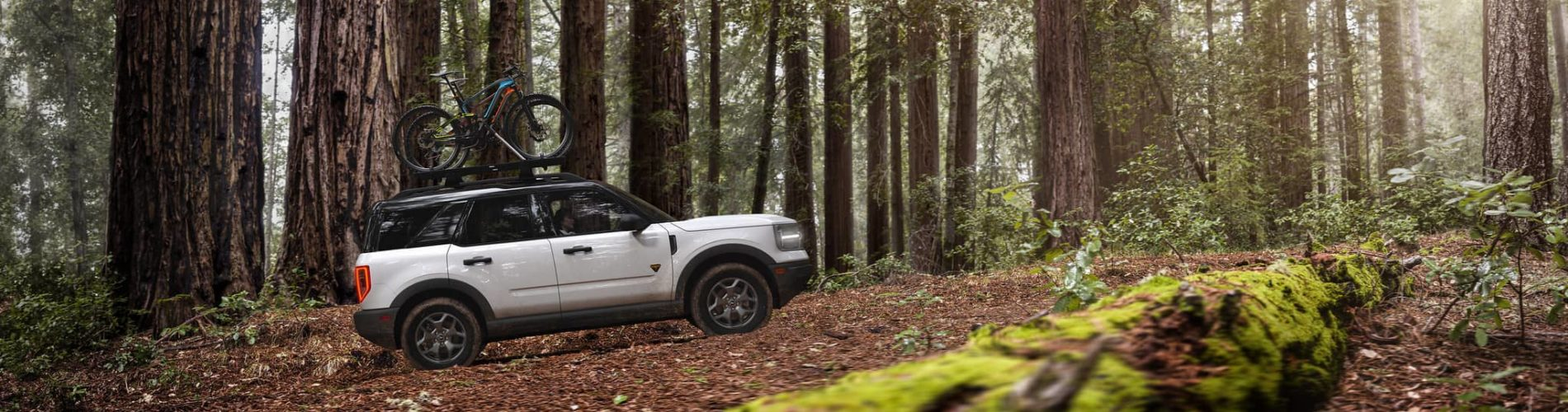 The Bronco + Filson Wildland Fire Rig | Shults Ford