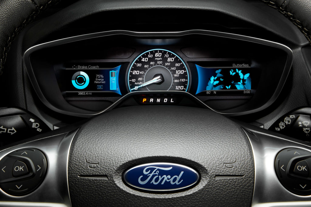 Ford Focus Electric Dash | Pittsburgh, PA